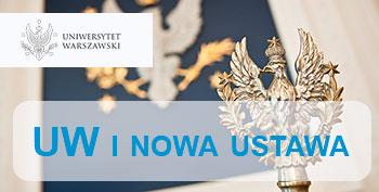 Uniwersytet Warszawski anowa ustawa